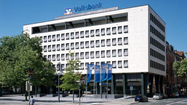 Volksbank Zentrale Kesselbrink