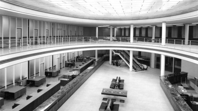 Ehemalige Stadtbibliothek Bielefeld
