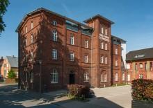 Revitalisierung einer alten Nudelfabrik