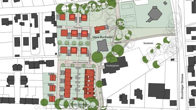 Masterplan Haus Buchwald